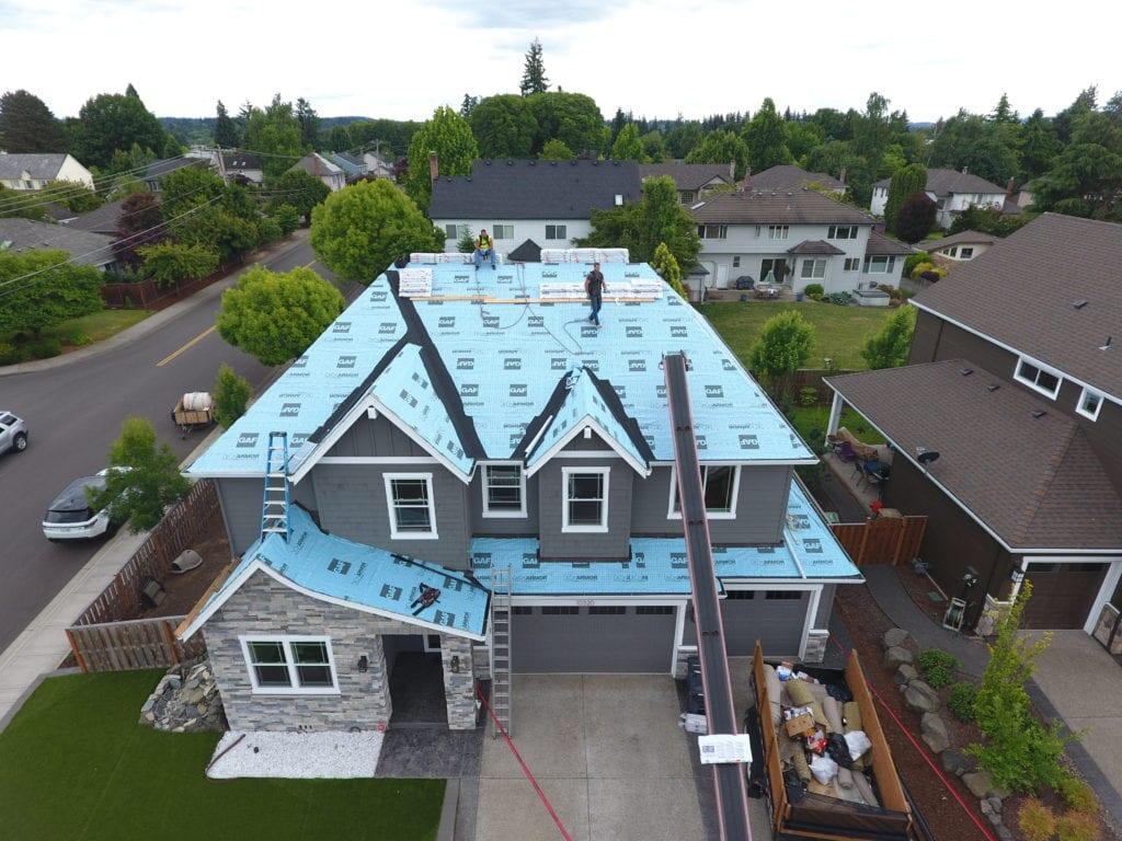 Lake Oswego Roofing, Roofing Portland